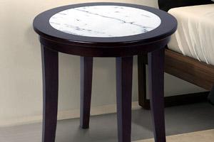 Olee Sleep Natural Marble Top Table