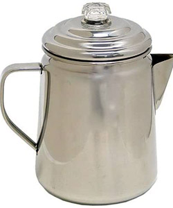 Best Coleman Camping Coffee Maker with Percolator decanter