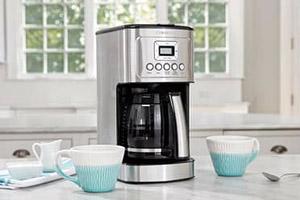Cuisinart DCC-3200P1 Best 4 Coffee Makers