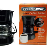 How to clean & use proctorsilex coffeemaker 12 cups