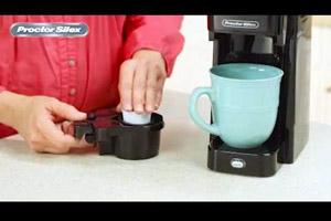 clean Proctor Silex coffeemaker 12 cups