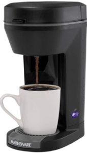 FarberWare Single-Serve Coffee Maker