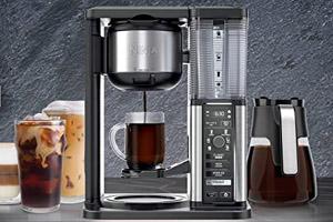 Ninja Auto-IQ for flavorful coffee