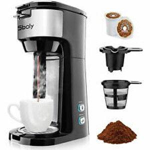 use farberware single-serve coffee maker with capsule holder