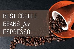 burr grinder to grind coffee beans