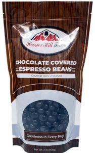 Hoosier hill farm gourmet dark chocolate covered espresso beans
