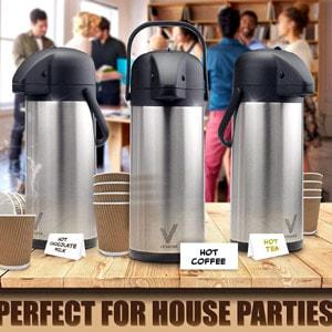 Airpot best coffee dispenser