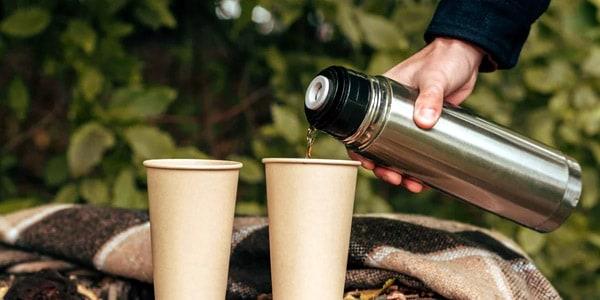 best coffee thermos dispenser