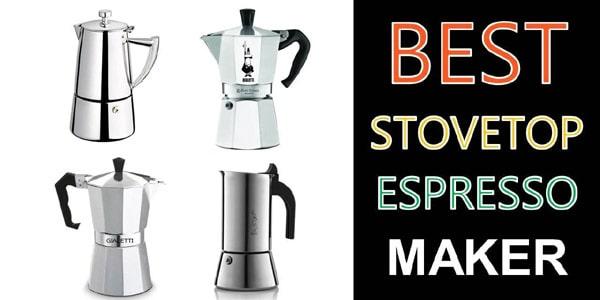 best use stovetop espresso maker
