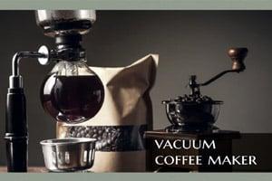 best vacuum coffee maker